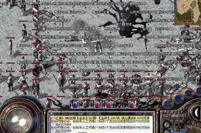 刚开一秒韩版传奇中局势风云突变180王者重生疯狂开怼