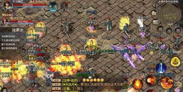 神鬼传奇私服的游戏达人谈圣龙神殿的玩法