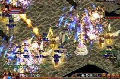 迷失传奇网站中资深玩家谈狐月神殿的打法