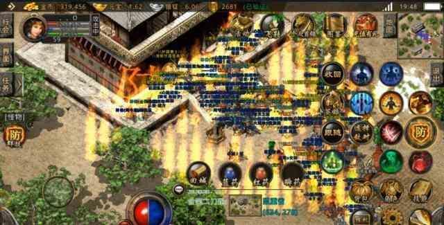 超级变态传奇手游中游戏中怎么快速获得金币