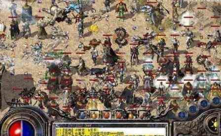 实战解析传奇超变版的战士职业