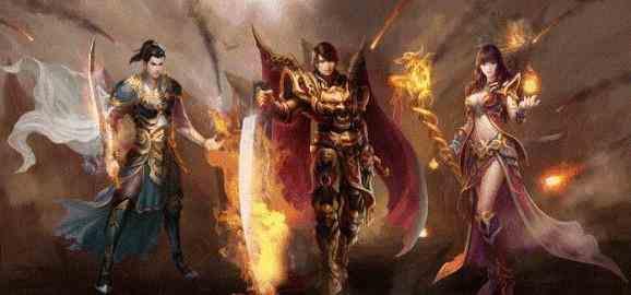 神鬼传奇私服中平民战士玩家应优先选择暴击装备
