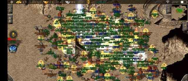 传奇超变的游戏中前期战士发展的重要性